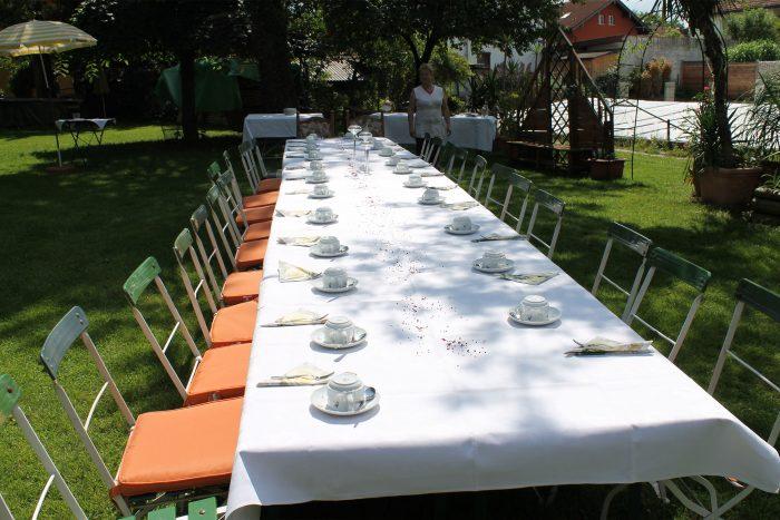 Hochzeitsfeier Chiemgau-Chiemsee - Landgasthof zum Schildhauer - Halfing