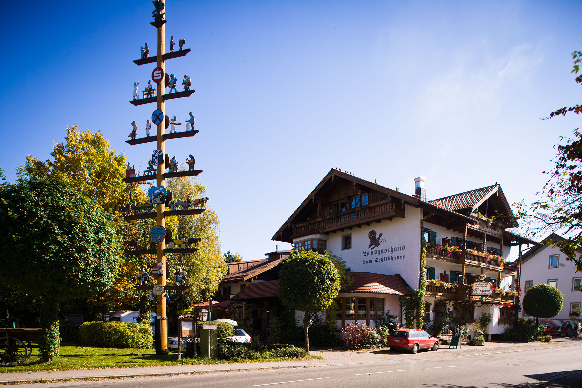 Landgasthof zum Schildhauer - Chiemsee