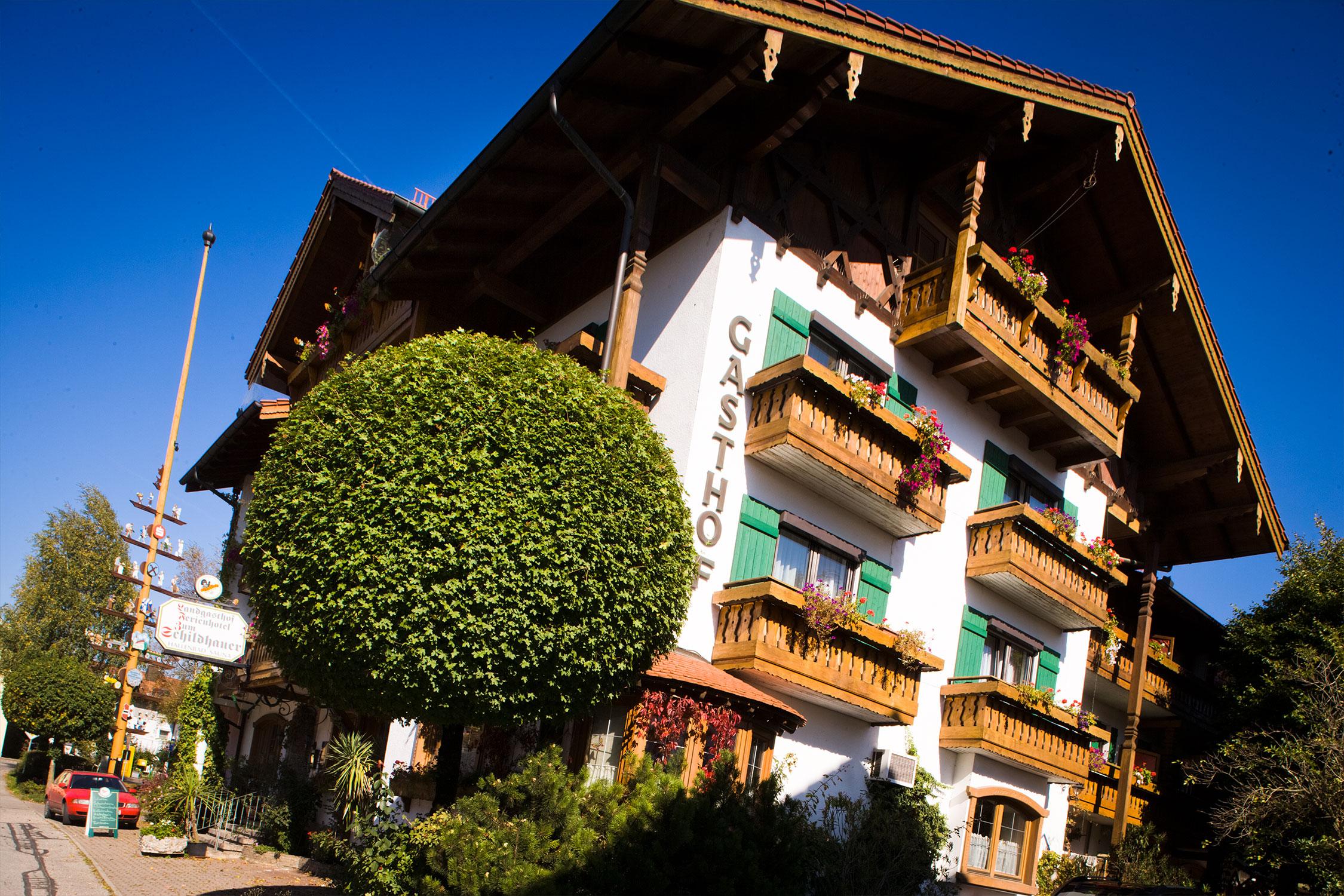 Hotel Gasthof zum Schildhauer - Chiemsee