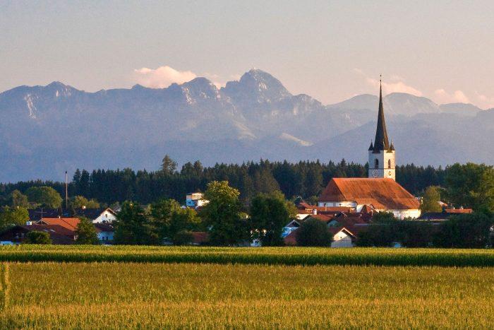 Gemeinde Halfing im Chiemgau