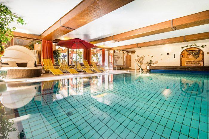 Schwimmbad -Landgasthof zum Schildhauer - Halfing - Chiemsee